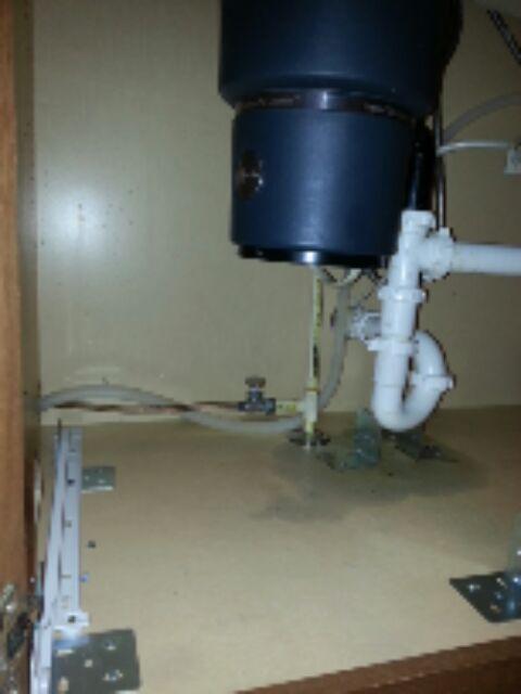 Lewis Center, OH - clean kitchen sink drain- grease