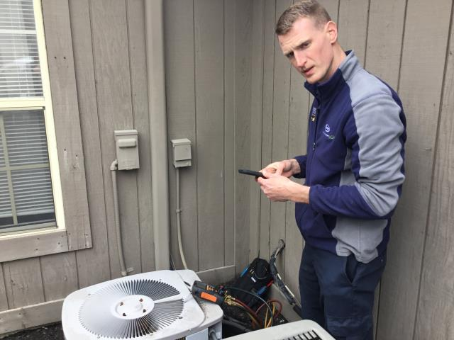 Groveport, OH - Carrier Ac tuneup