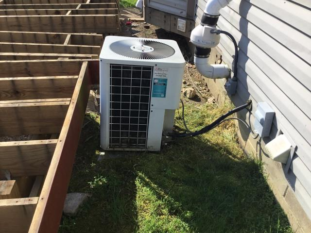 New Albany, OH - Performed Pre-Season AC Tune-Up/Checkout on Comfortmaker AC to help keep Comfortmaker AC Unit performing at Peak Efficiency & Save Energy