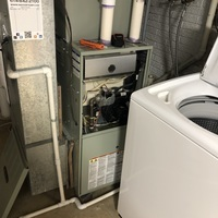 Dublin, OH - Out of warranty flame sensor replaced on a 2012 Trane furnace. System now working within manufacture specifications.