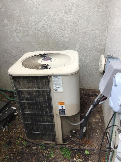 Reynoldsburg, OH - Performing our Five Star Tune-Up & Safety Check on a 2008 Rheem. All readings were within manufacturer's specifications, unit operating properly at this time