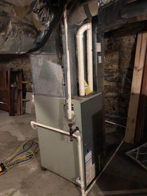 Columbus, OH - I installed a new Honeywell T10 Thermostat