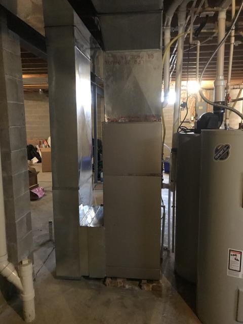 Blacklick, OH - I quote customer price on Carrier 96% Two-Stage 80,000 BTU Gas Furnace.