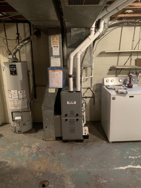 Columbus, OH - I installed a Five Star 96% 40,000 BTU Gas Furnace 2.5T 14""