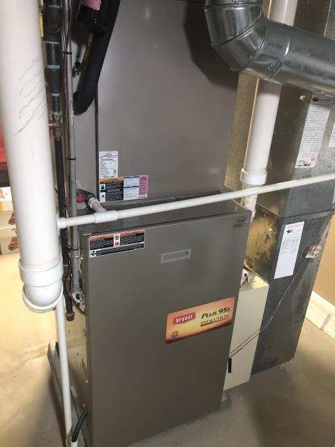 Dublin, OH - I was unable to recreate the noise the customer had called in about. I did notice the customer's heat pump had a dual fan system and advised them that system could get loud in defrost mode. System is operational upon departure.