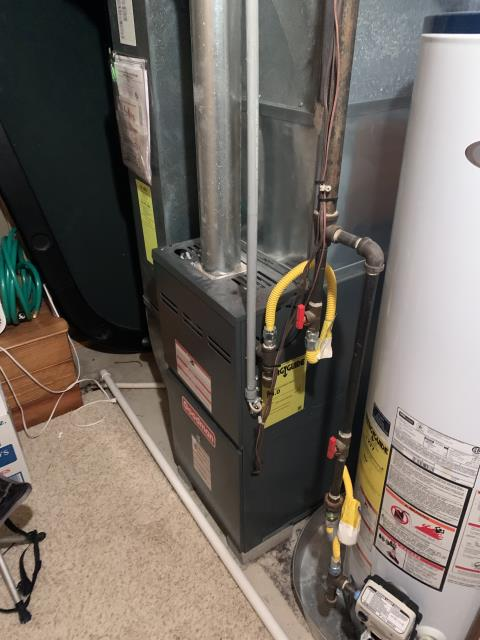 Dublin, OH - I replaced the ignitor on a Goodman gas furnace. I cycled the system to ensure everything is working. System is operational upon departure.