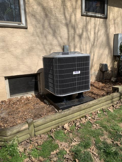 Pickerington, OH - I completed an install of a Five Star Multi-Speed 3 Ton Electric Furnace/ Fan, and a Five Star 14 SEER 2.5 Ton Heat Pump. All systems functional upon departure.