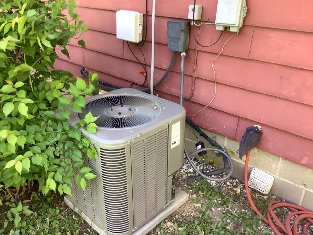 Delaware, OH - I completed AC Spring Tune-Up and Safety Check on 2014 AC unit. I checked the Job Spec Checklist and everything is working properly. System operational upon completion.