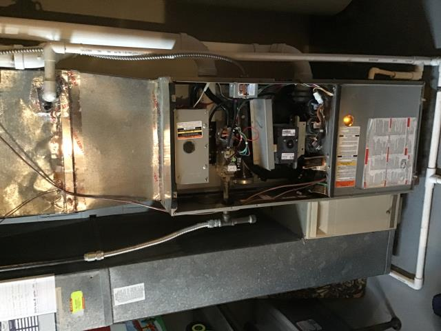 Pataskala, OH - Pataskala, carrier furnace, clicking sound