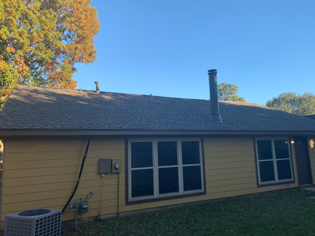 Atascocita, TX - Repairing storm damage can help to protect your home, but a roof replacement is inevitable. Anderson Restoration can help! Call us today!