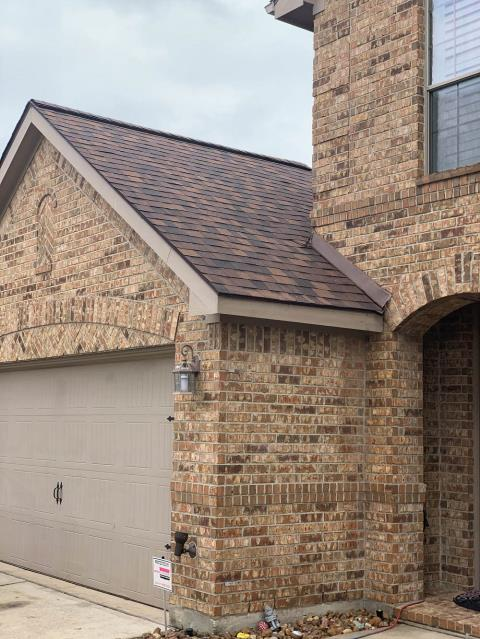 Humble, TX - Anderson Restoration can provide you with roof replacement and roof repairs as well. Maintenance can extend the life of your roof.
