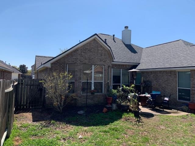 Katy, TX - Let Anderson Restoration work hard for you! This new roof looks great and will protect this family from the elements as well.