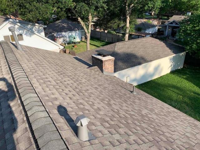 Spring, TX - New GAF roof for this Spring resident.
