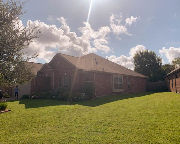 Porter, TX - Brand new Timberline, GAF roof replacement for this Porter customer! We were happy to help!