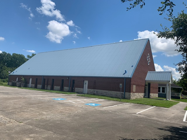 Houston, TX - Shiloh Community Church in Houston, TX called on our team to provide their worship center with a new roof! We did just that!