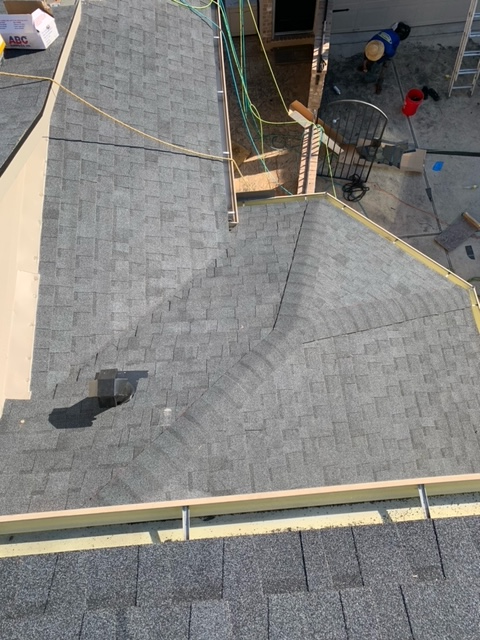 Cypress, TX - This Cypress, Tx house was in need of a new roof! Pabco Premier was a good choice!