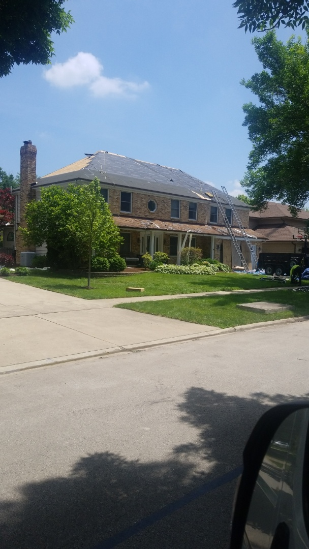 Naperville, IL - Reroofing