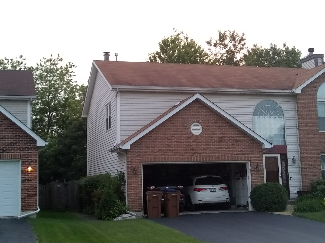 Carol Stream, IL - Just signed another customer that had hail damage.
