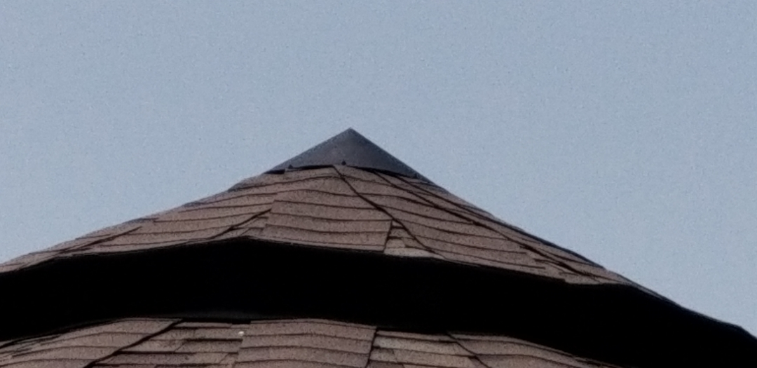 St. Charles, IL - Roof flashing