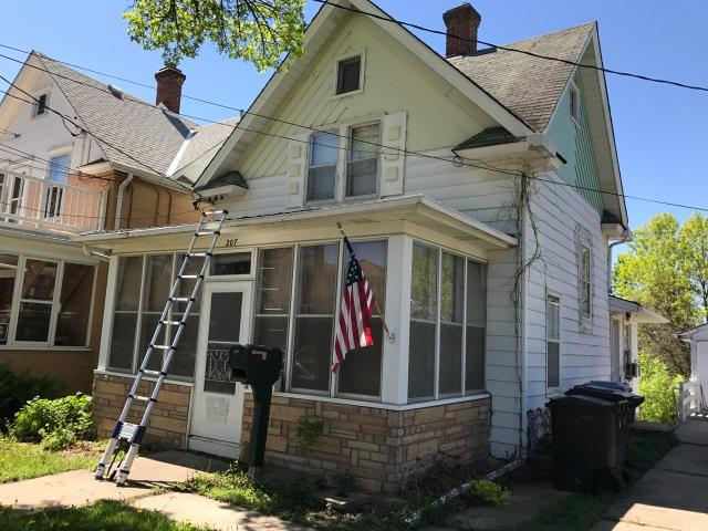 Minneapolis, MN - This homeowner requested a free roof inspection. We did the inspection and found sufficient hail damage on the roof. We helped the homeowner file a claim with their homeowner's insurance, Horace Mann. We met with the adjuster and they agreed with our findings. Horace Mann paid for a full roof replacement. This homeowner chose GAF Timberline shingles, Hunter green in color. We replaced this roof May 24th, 2017. You may have hail damage and not even know! CALL KAT for your FREE, NO OBLIGATION, ROOF INSPECTION!!! It only takes 15-20 minutes to inspect and we tell you if you have the damage or not. We work with ALL insurance companies! CALL KAT Construction for your FREE ROOF INSPECTION TODAY!! 612-326-1122