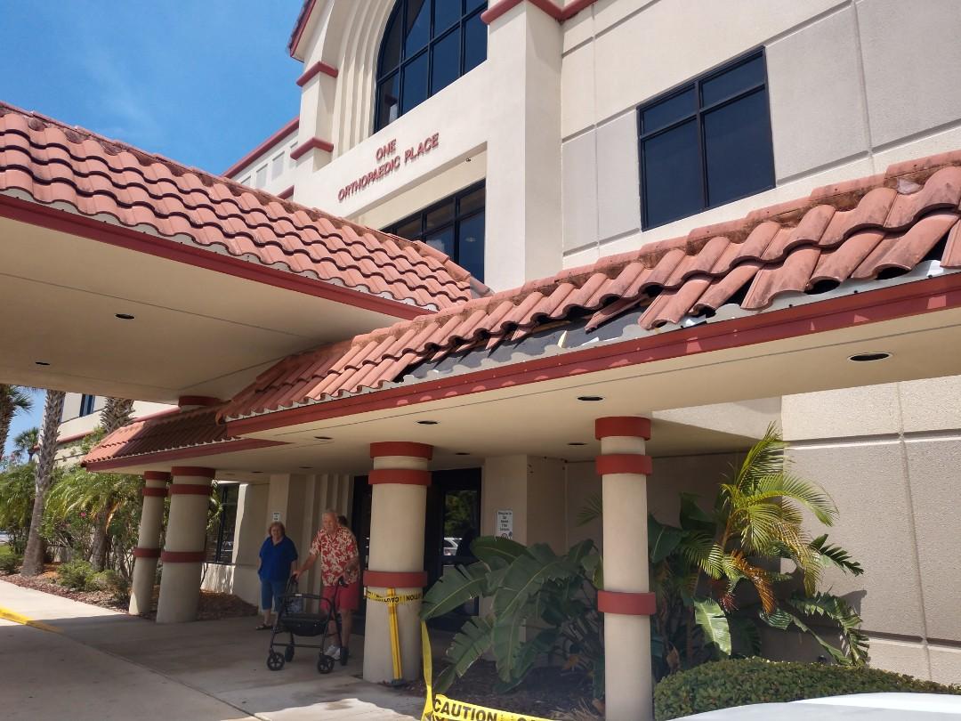 St. Augustine, FL - Tile repairs