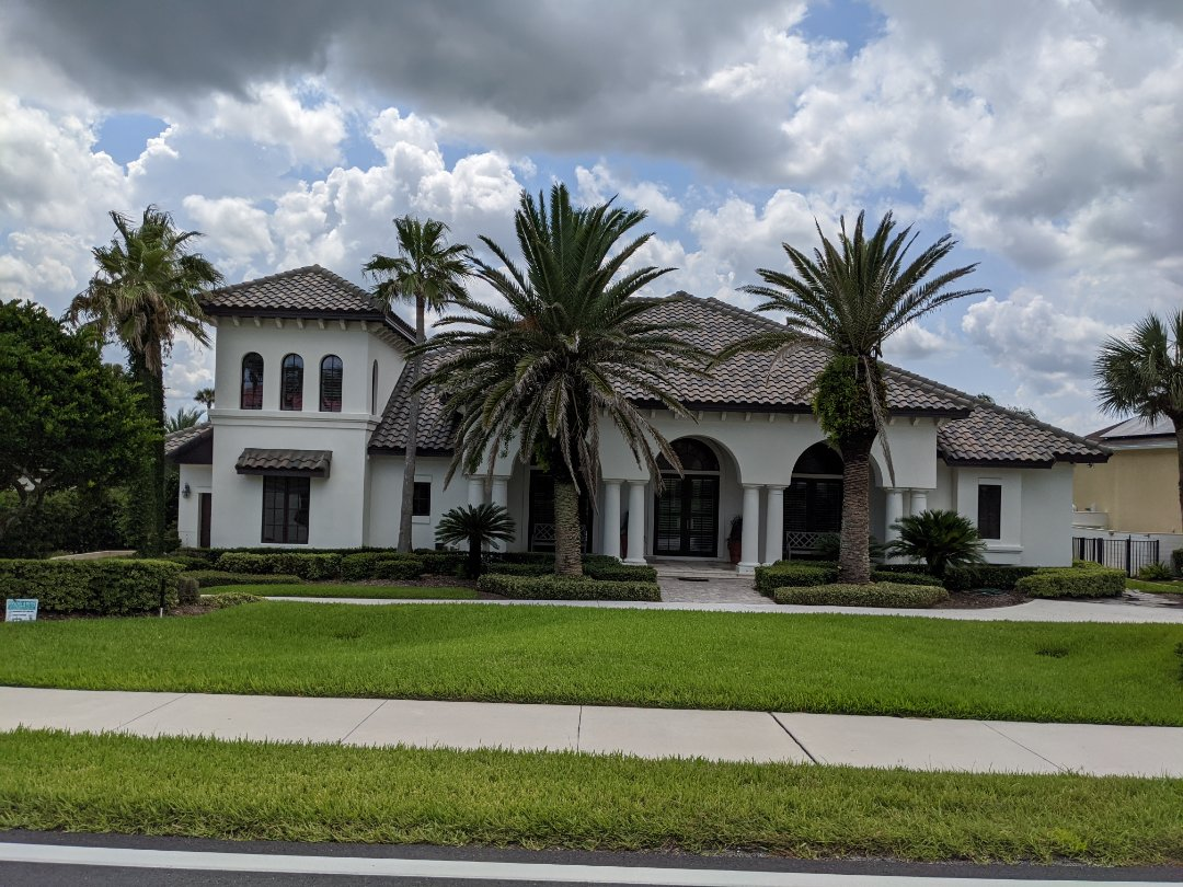 Ponte Vedra Beach, FL - Coastal living with aTile Roof installation with Eagle concrete roof tile.  Peel and stick tile underlayment with stainless steel fasteners. Making good roofing choices.