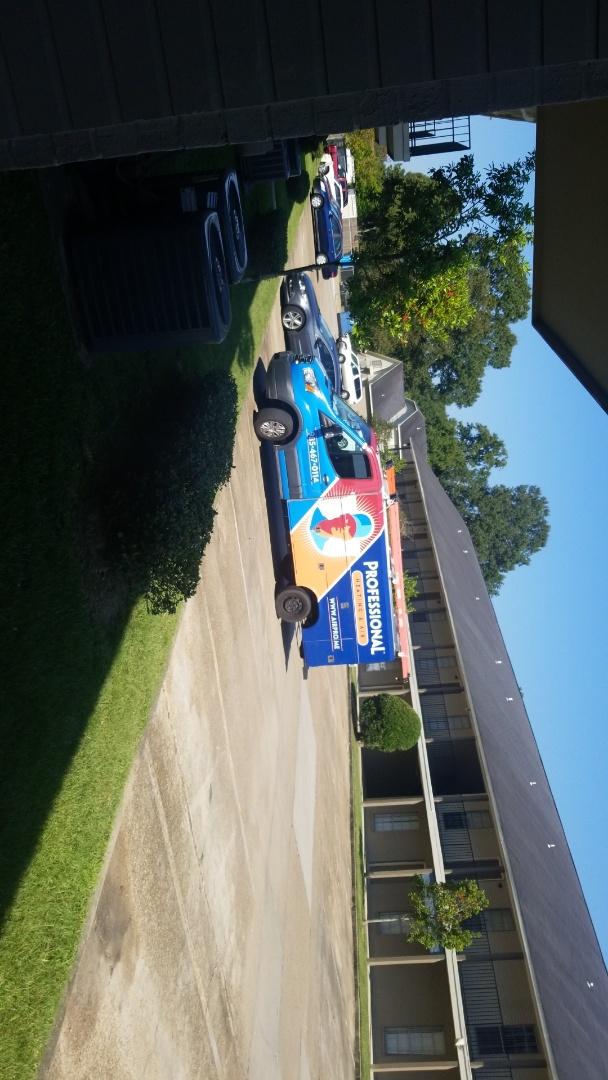 Baton Rouge, LA - Nice looking van