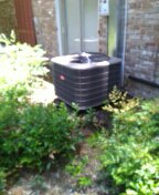 Covington, LA - Maintenance on two Bryant Heat pumps