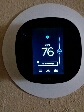 Replacing a bad Honeywell thermostat with an Ecobee pro tstat with Alexa built in.