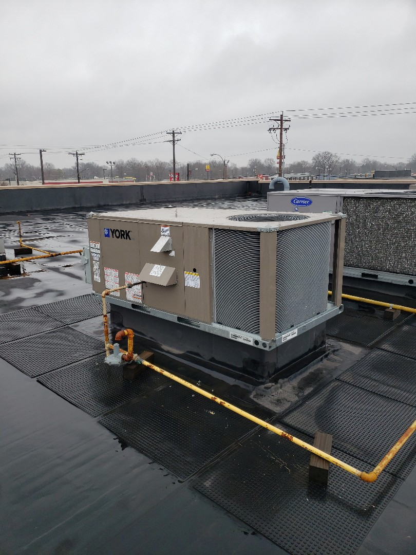 Commissioning commercial roof top units