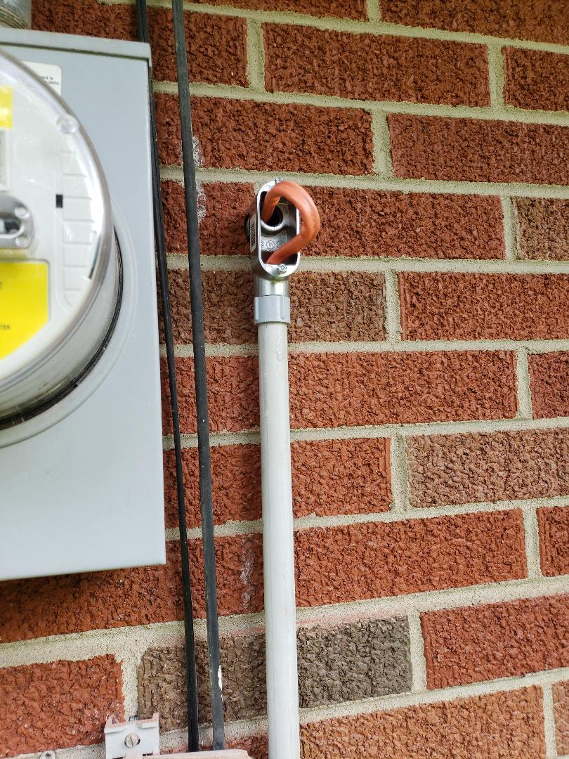 Collinsville, IL - Running a electric circuit to the air handler for proper operation