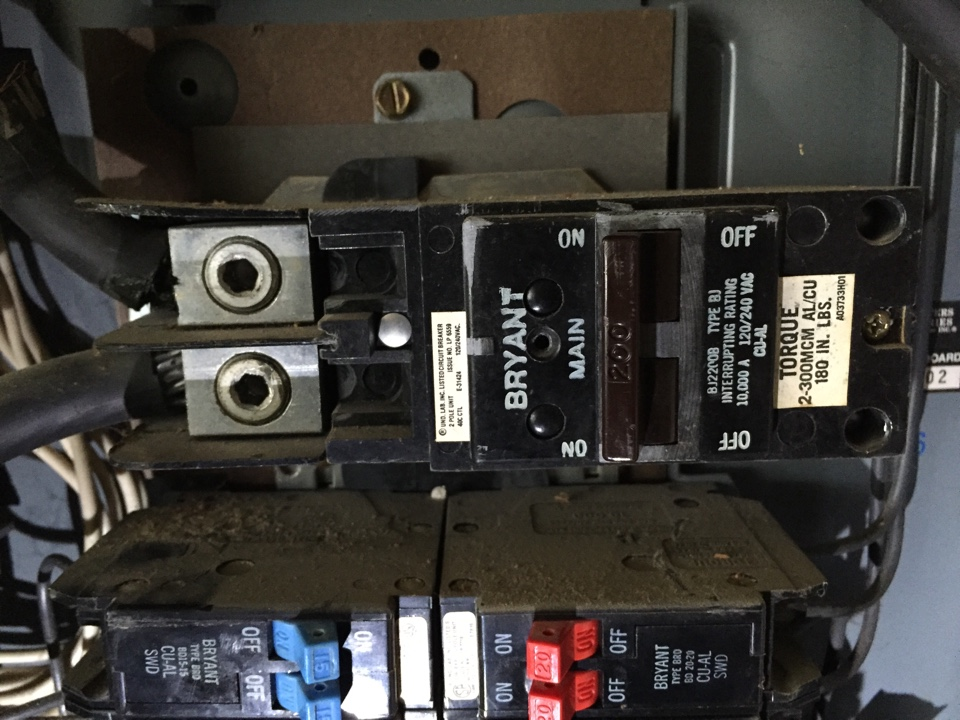 Zeigler, IL - Electrician needed to replace main electrical panel.