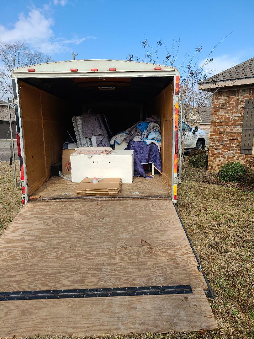 Troy, AL - Contents removal
