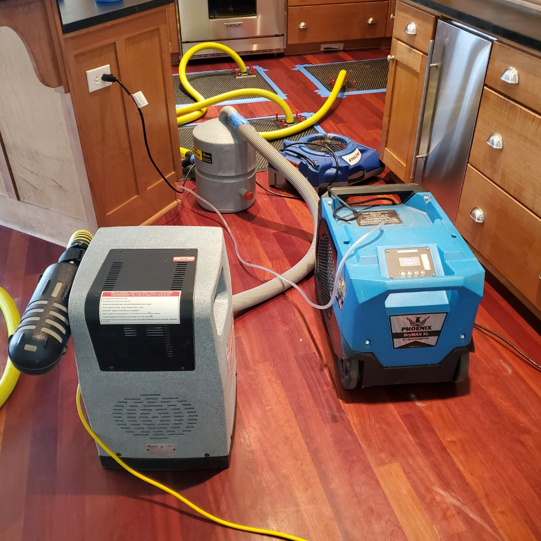 Athens, AL - Water Damage Services from Frozen Pipes