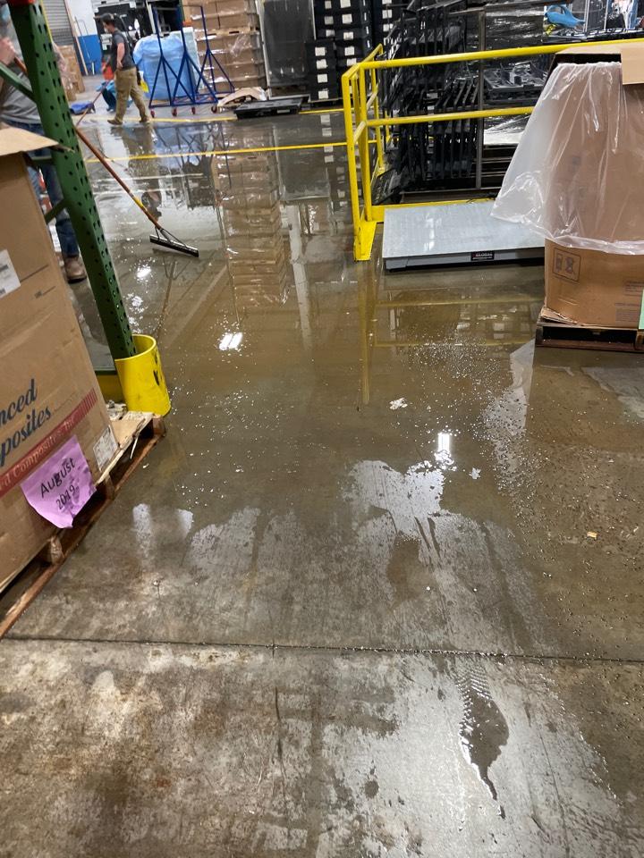 Huntsville, AL - Water damage