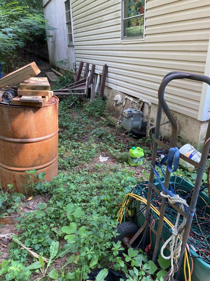 Guntersville, AL - Crawlspace mold inspection