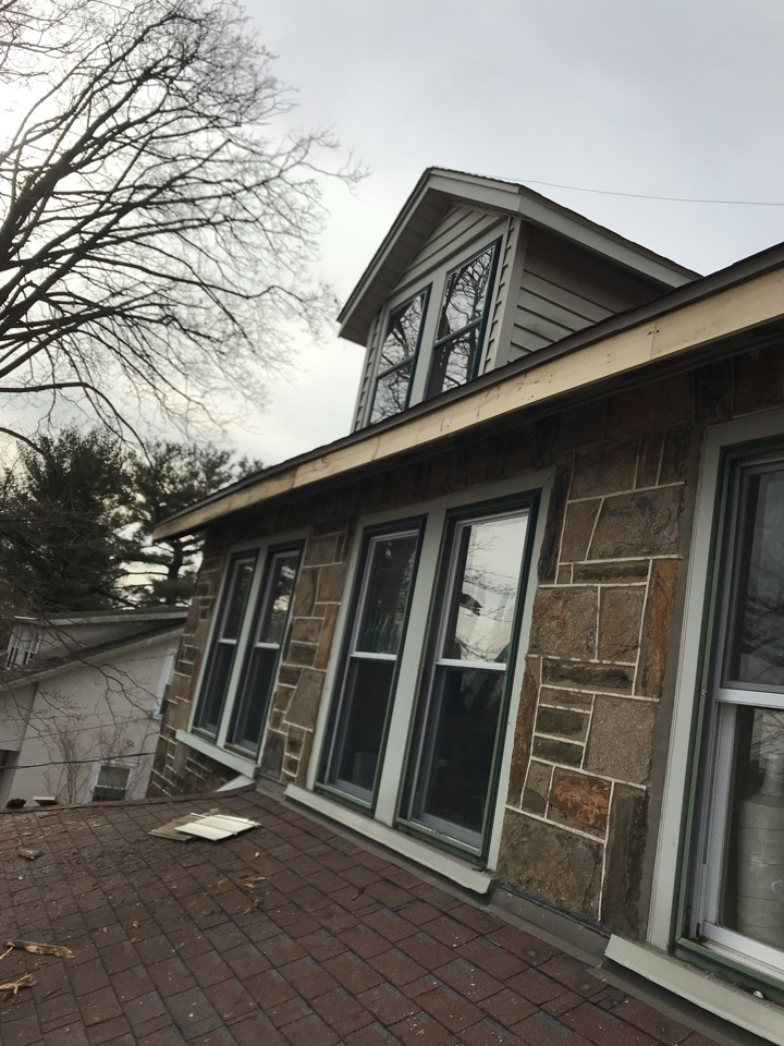Kennett Square, PA - Replace rotted facia board