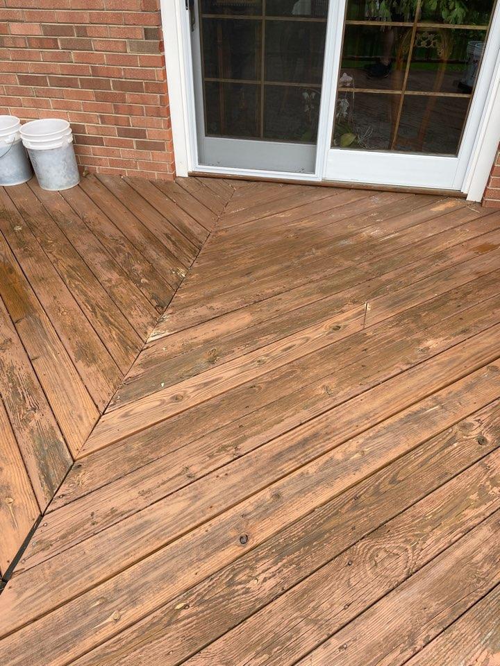 Wilmington, DE - Free estimate deck replacement trex