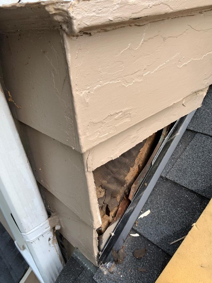 Wilmington, DE - Siding repair