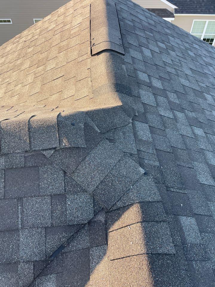 Middletown, DE - Roof repair