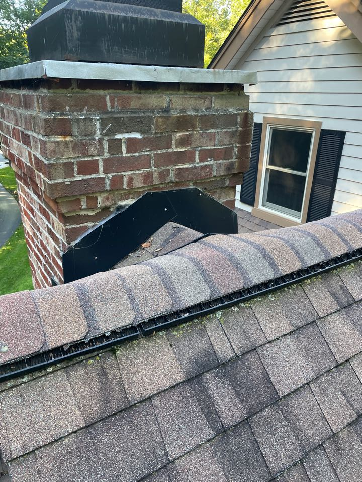 Landenberg, PA - Chimney repair