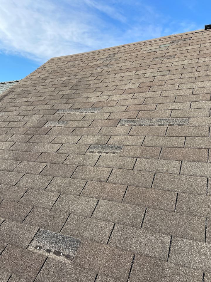 Elkton, MD - Roof replacement from wind damage