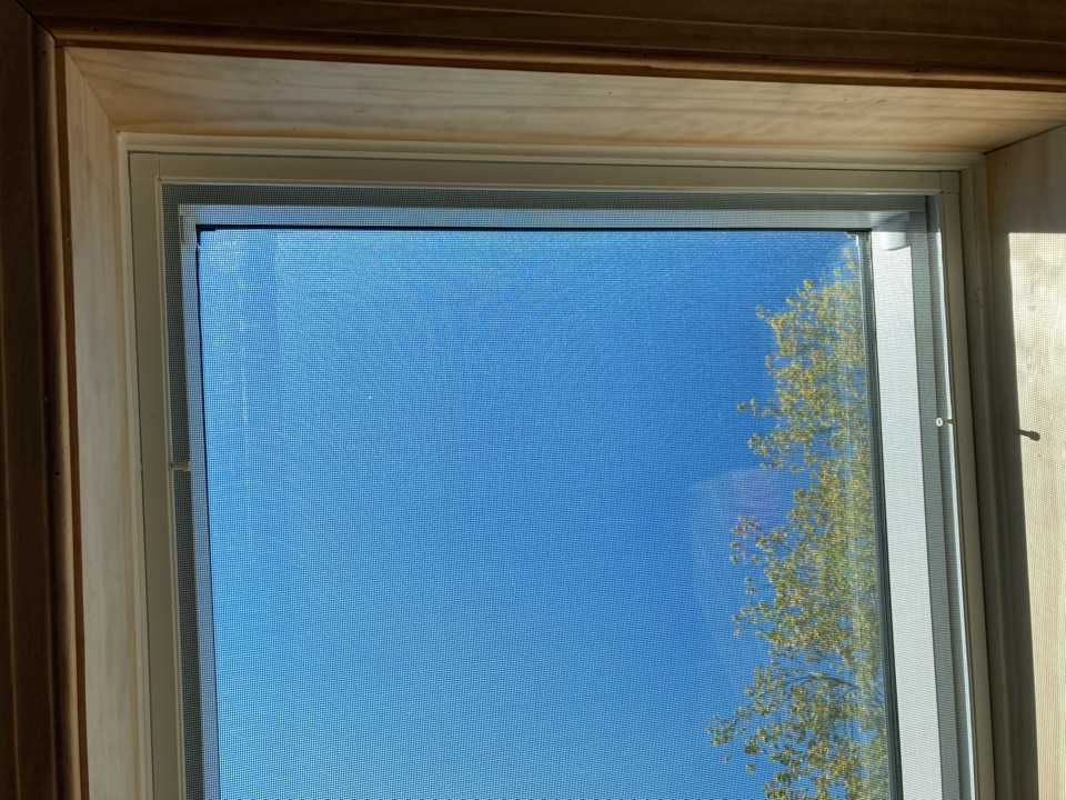 Newark, DE - Trim and casing replacement on skylight