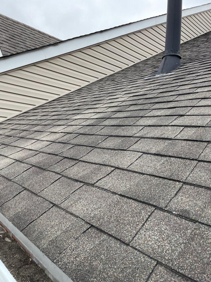 Bear, DE - Roof repair and chimney stack repair