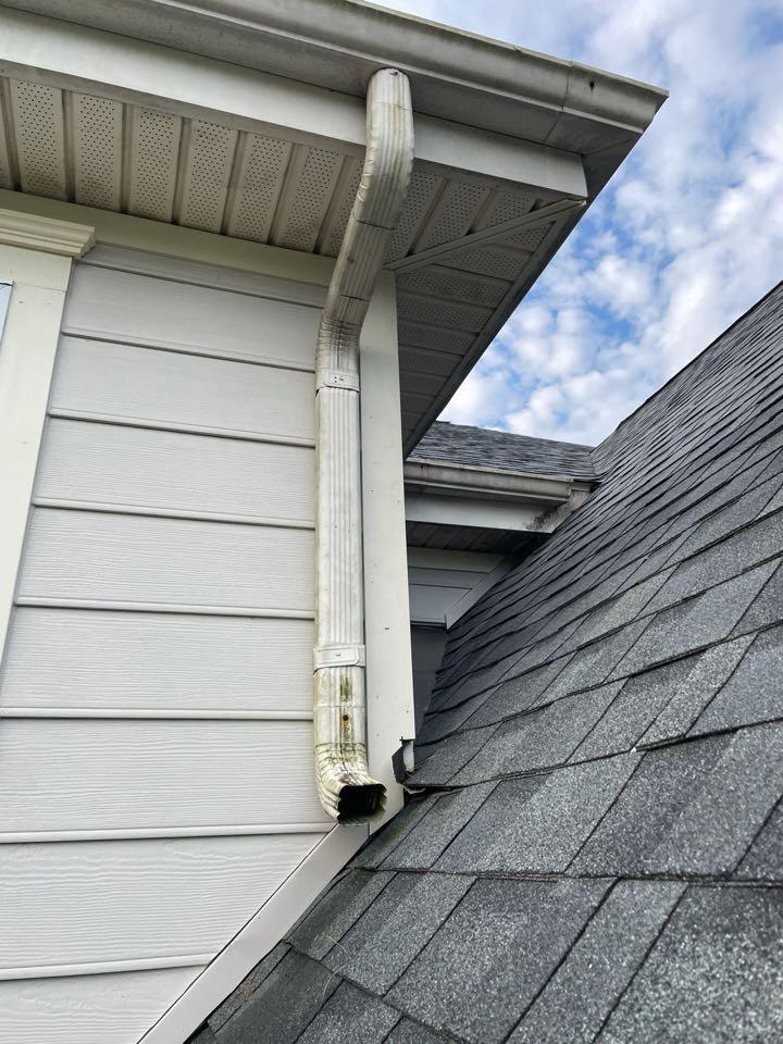 Landenberg, PA - Roof repair and siding repair