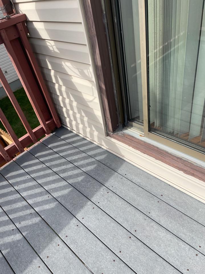 Newark, DE - Sides door Replacment and deck Replacment