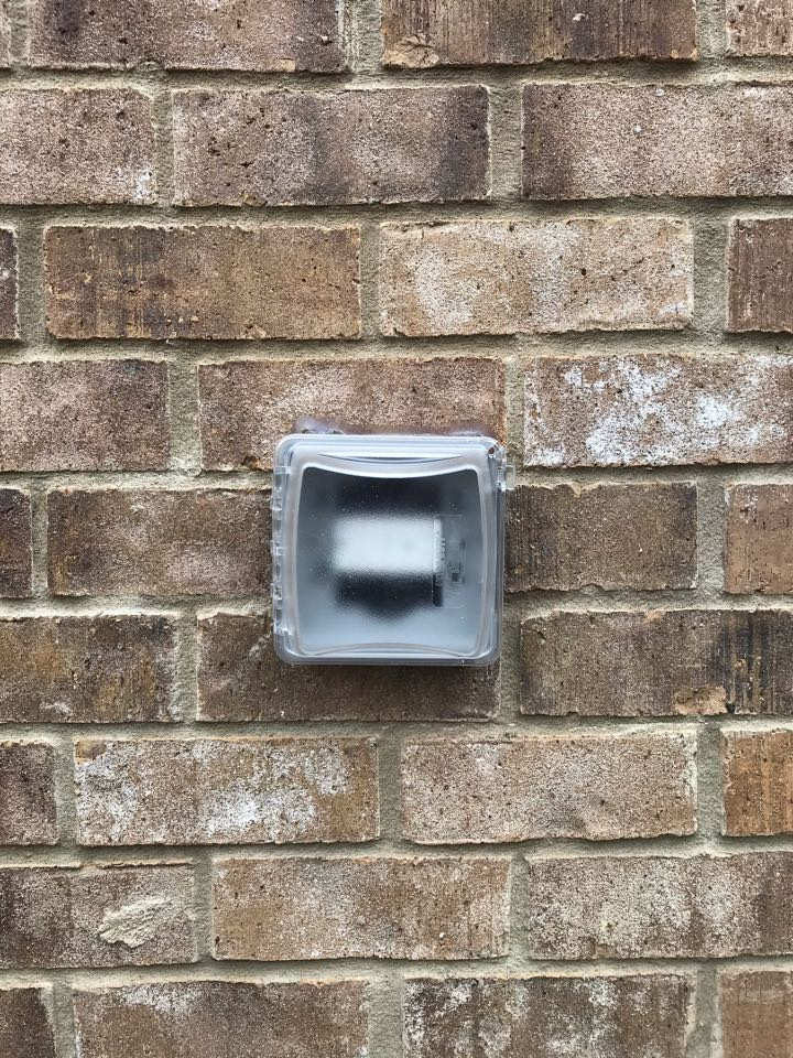 Big Canoe, GA - Repair and replacement of GFCI outlets and outdoor outlet covers. Outlet installation and switch replacement
