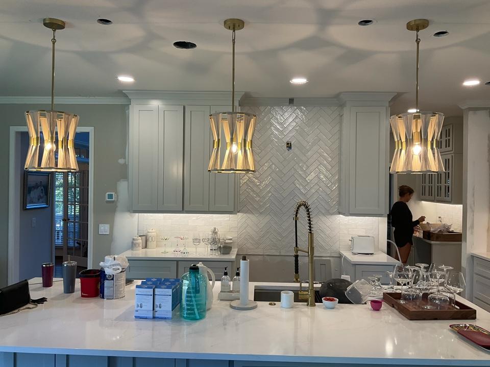 Roswell, GA - Kitchen remodel