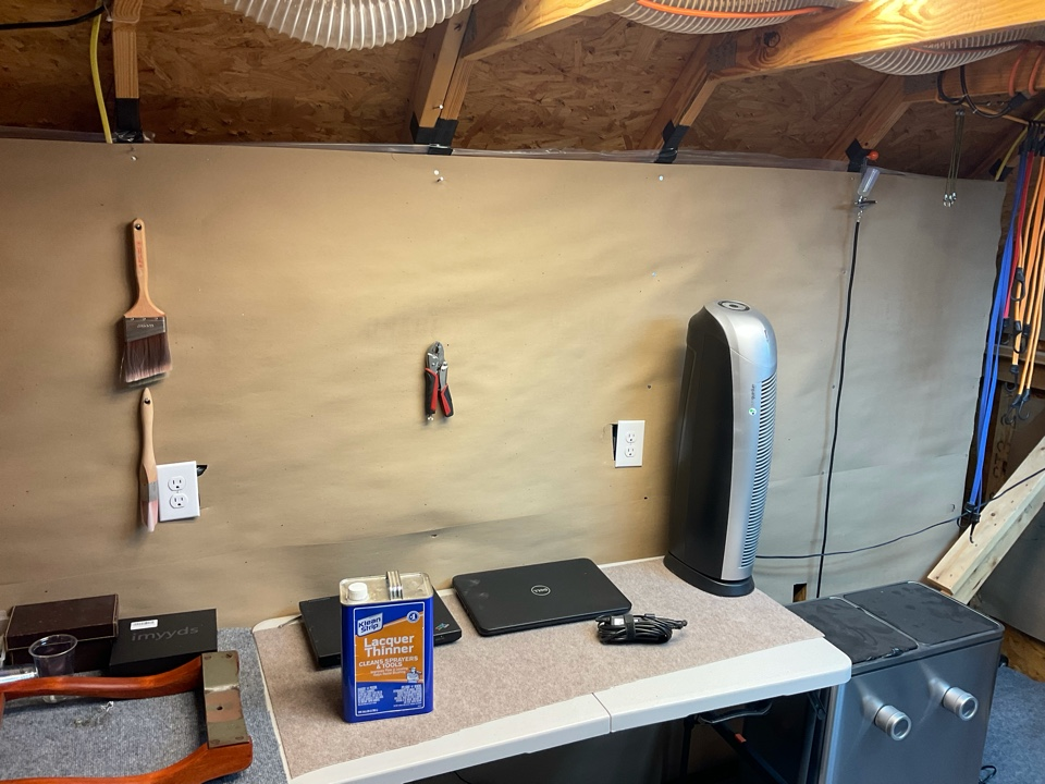 Cumming, GA - Running new gfci circuits in attic