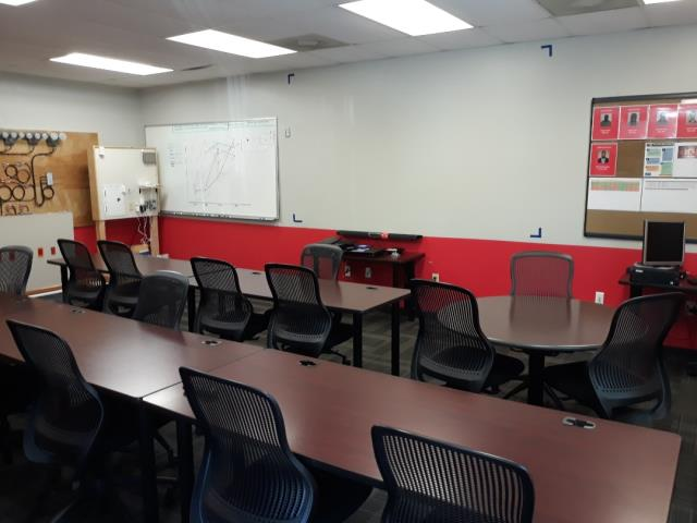 Finishing up a commercial cleaning account.  This account gets cleaned 3X weekly.  We will disinfect tables chairs walls computers vacuum floors mop floors dust trash and everything else that comes with cleaning # tce cleaning #true clean experience #janitorial cleaning service #commercial cleaning service #top cleaning service in the Triad #Greensboro #High Point